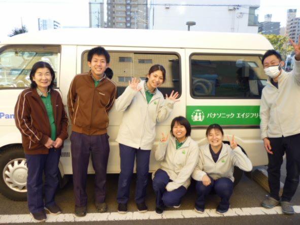 パナソニック エイジフリーケアセンター四日市芝田の画像・写真